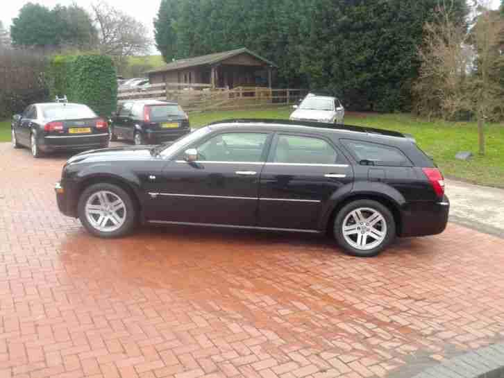 chrysler 2007 300c 5 7 hemi auto black touring estate car for sale. Black Bedroom Furniture Sets. Home Design Ideas