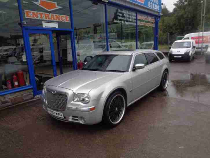2007 CHRYSLER 300C CRD BENTLEY WHEELS + GRILL ESTATE DIESEL