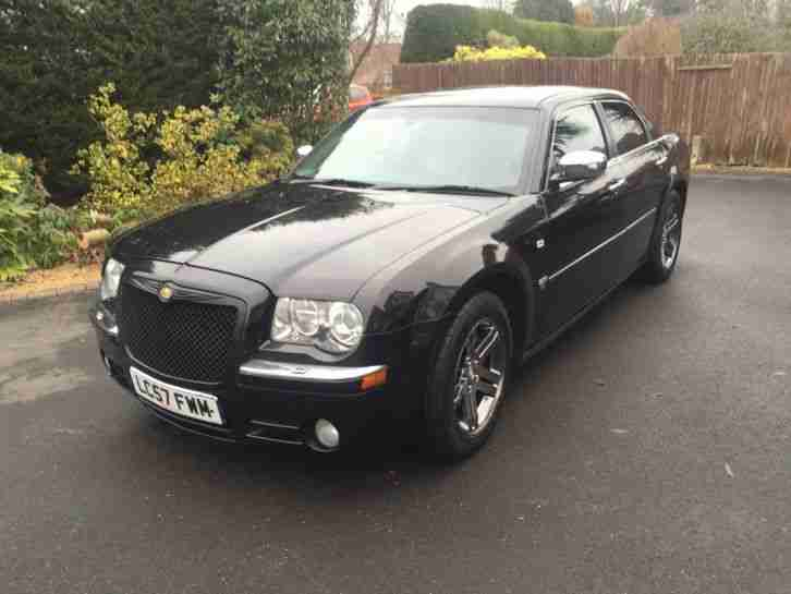 Chrysler 300C. Chrysler car from United Kingdom