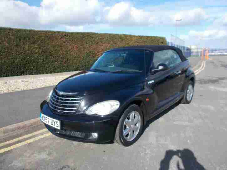2007 CHRYSLER PT CRUISER 2.4 Limited 2dr Auto