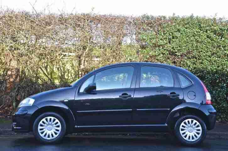 citroen 2007 c3 desire hatchback petrol car for sale. Black Bedroom Furniture Sets. Home Design Ideas