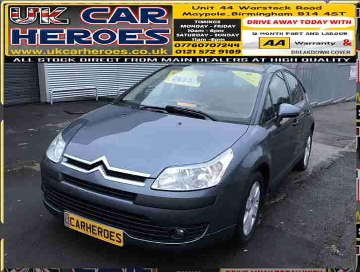 2007 C4 SX 1.4 5 DOOR HATCHBACK 12