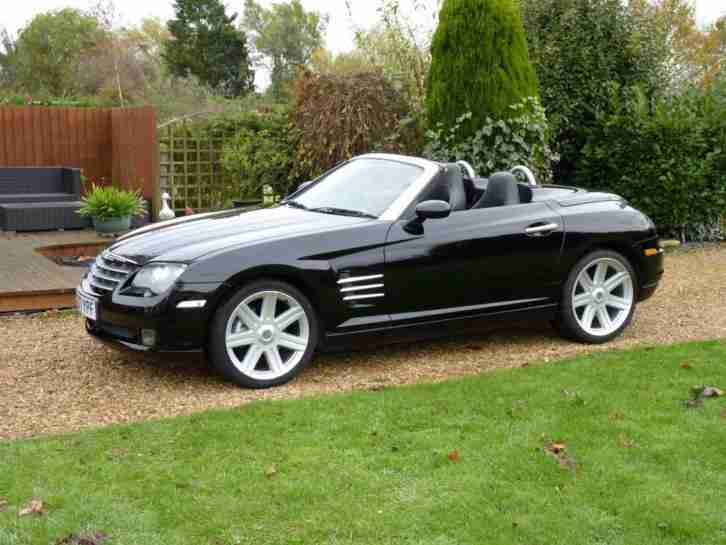 2007 Chrysler Crossfire 3.2 Convertible **Stunning Condition**