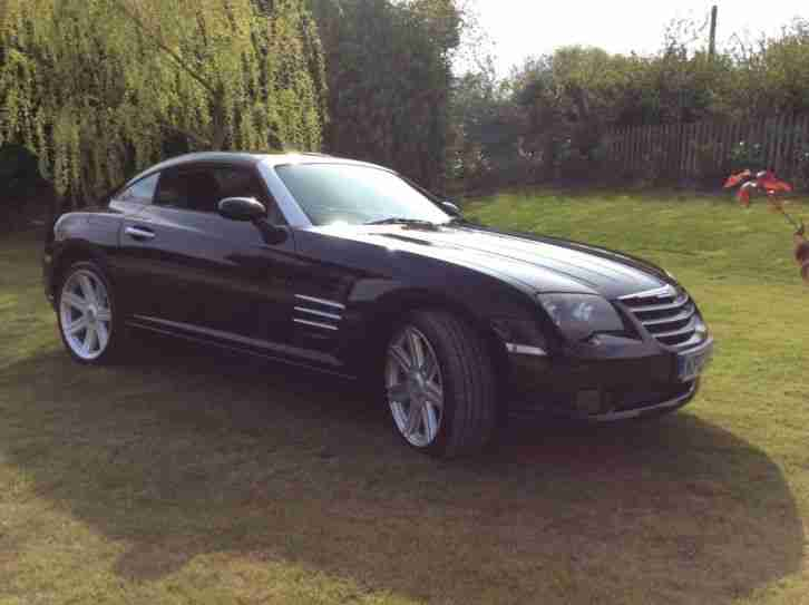 2007 Chrysler Crossfire 3.2 auto 91000 Miles S/History