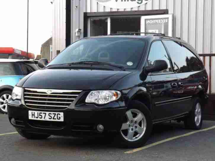 2007 Grand Voyager 2.8 CRD Executive