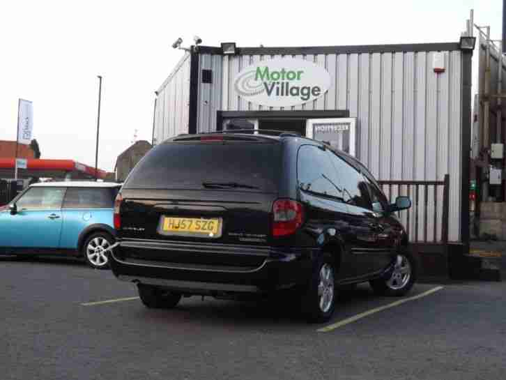 2007 Chrysler Grand Voyager 2.8 CRD Executive 5dr Auto 5 door MPV