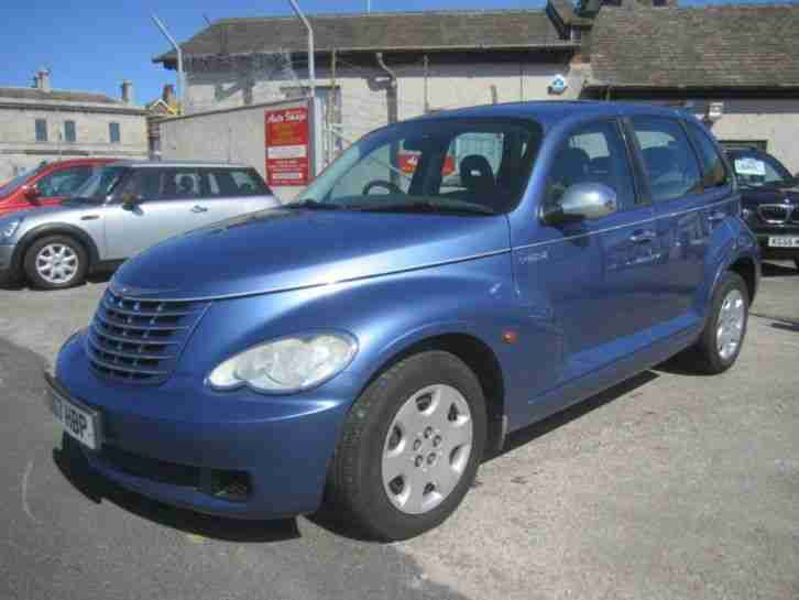 chrysler 2007 pt cruiser 2 2 crd classic 5dr car for sale. Black Bedroom Furniture Sets. Home Design Ideas