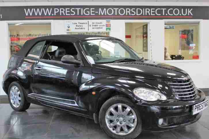 2007 PT Cruiser 2.4 Limited RHD 2dr