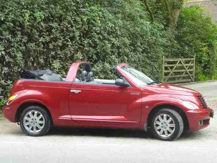 2007 PT Cruiser Convertible Low