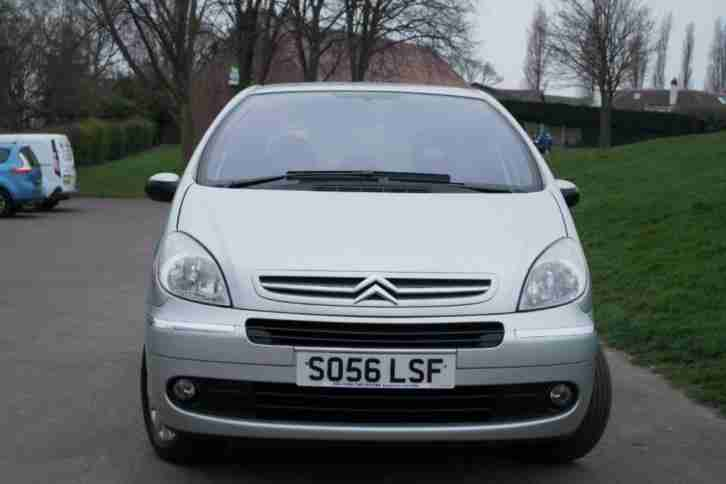2007 Citroen Xsara Picasso 1.6i 16V VTX 5dr 5 door Estate