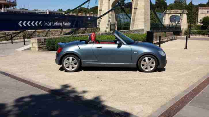 2007 COPEN GREY 1.3 1 LADY OWNER