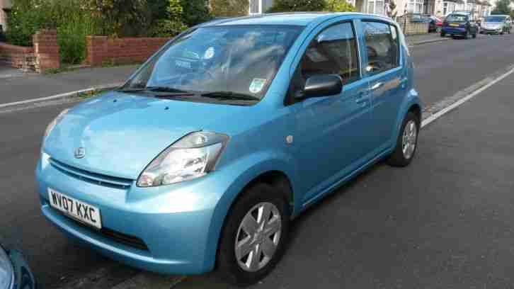 2007 SIRION S BLUE