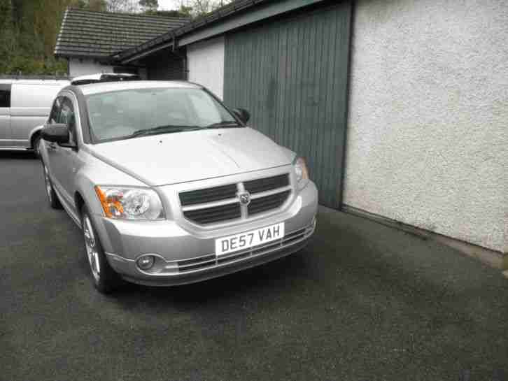DODGE CALIBER. Other car from United Kingdom