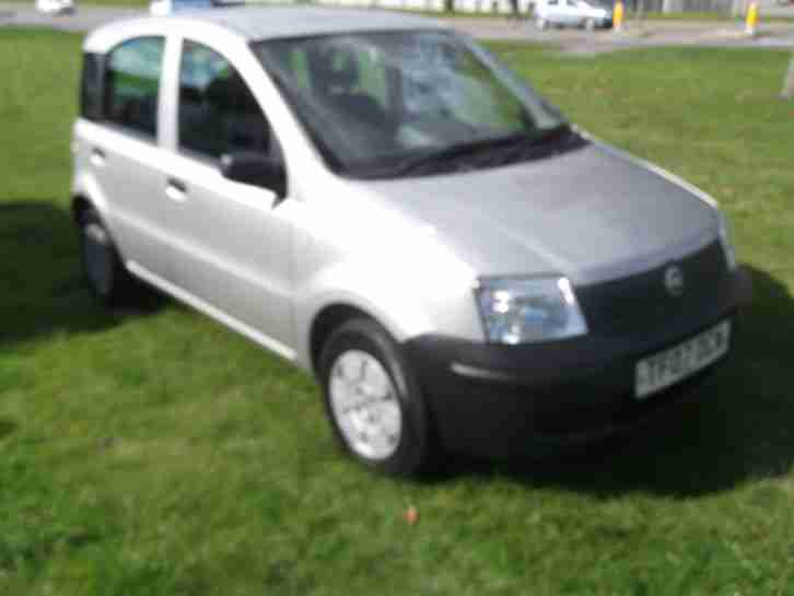 2007 Fiat Panda 1.1 Active 5Dr Only 19k Full Fiat Service Record