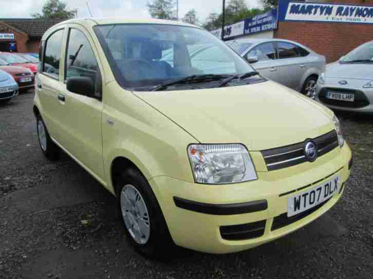 2007 Panda 1.3 Multijet 16v Dynamic Only