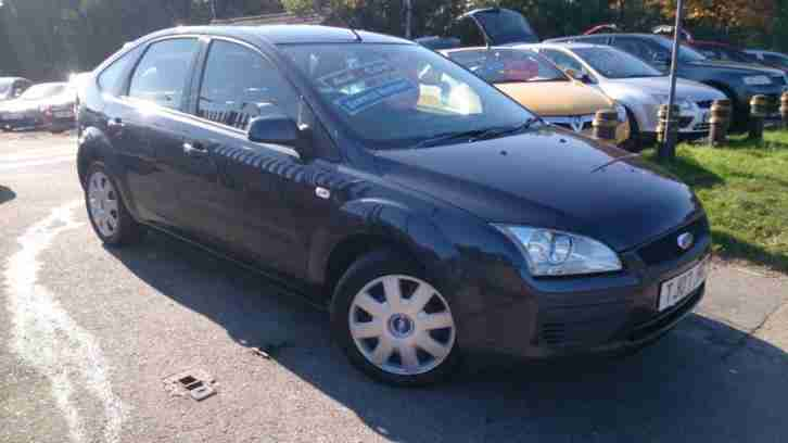 2007 Ford Focus 1.6 LX 5dr 5 door Hatchback
