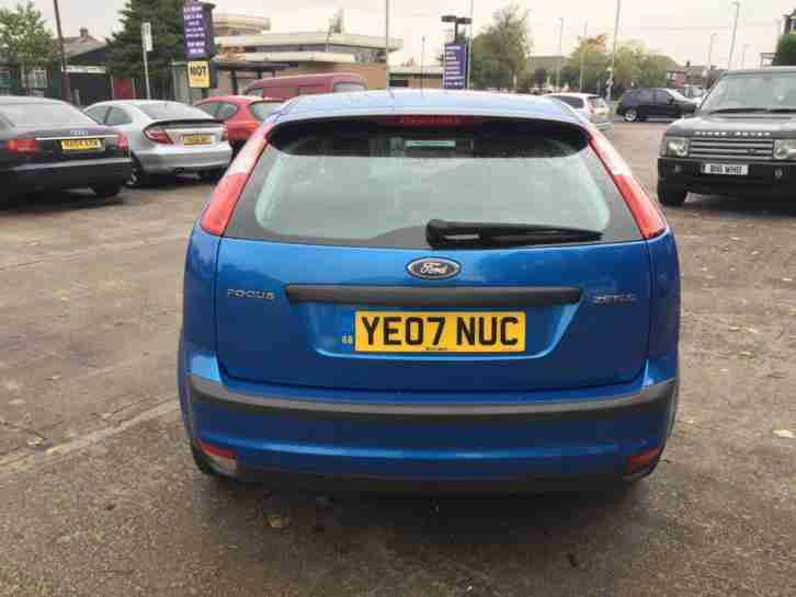2007 Ford Focus 1.6 auto Zetec Climate LOW MILEAGE AUTOMATIC FIVE DOOR