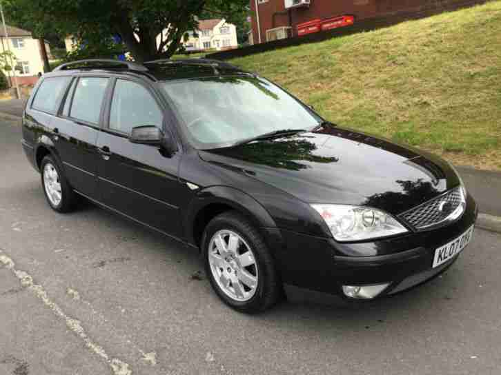 Ford Mondeo 130 Tdci Manual