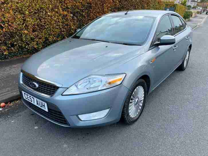Ford Mondeo. Ford car from United Kingdom