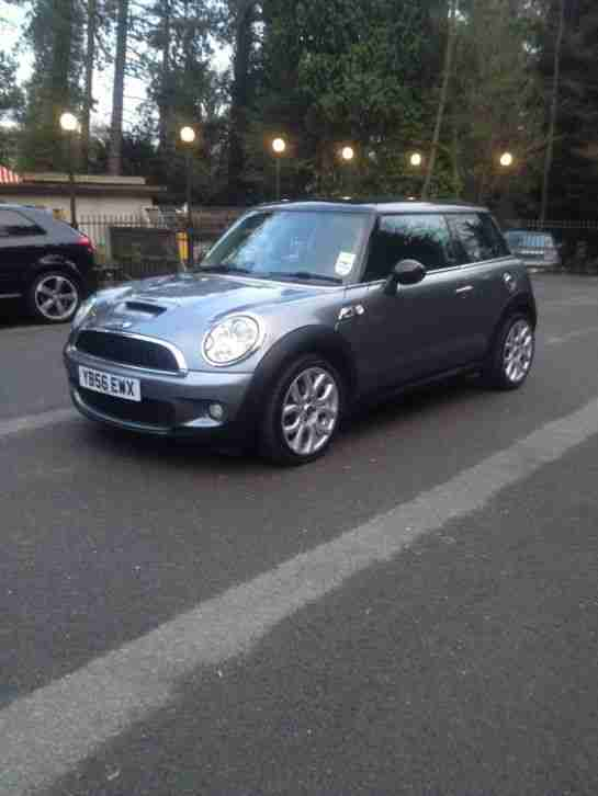 Mini Grey Car From United Kingdom
