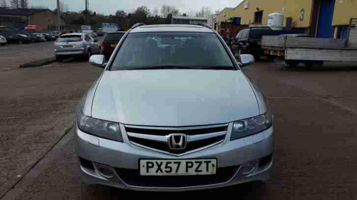2007 ACCORD EX I CTDI SILVER PX AND