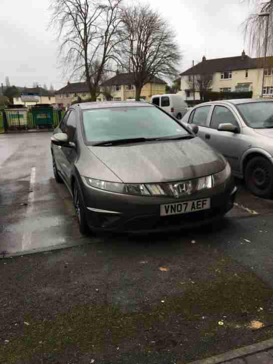 2007 HONDA CIVIC 1.8 SE VTECH,GREAT CAR .ECONOMIC AND RELIABLE.
