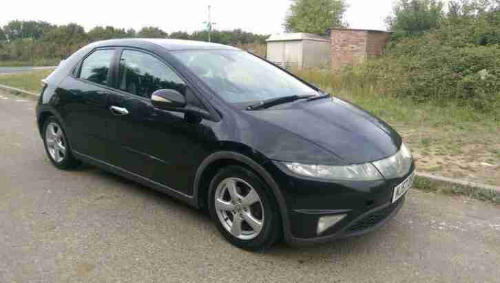 2007 CIVIC 2.2 i CTDi ES 5 DOOR JUST