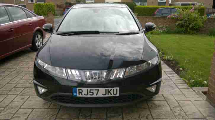 2007 CIVIC ES I CTDI BLACK