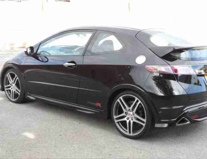 honda 2007 civic type r gt i vtec black car for sale. Black Bedroom Furniture Sets. Home Design Ideas
