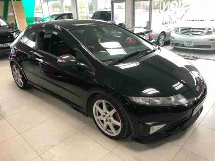 2007 CIVIC i VTEC GT Black Manual