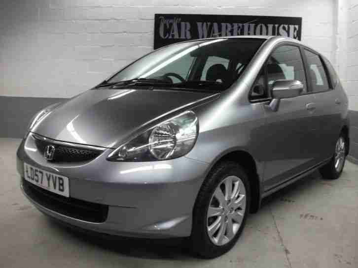 2007 HONDA JAZZ DSI SE Manual Hatchback