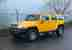 2007 HUMMER H3 3.5 LEFT HAND DRIVE YELLOW MODIFIED LHD FRESH IMPORT AMERICAN SUV