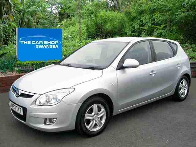 Hyundai 2007 I30 Automatic 1 6 Comfort Auto Service