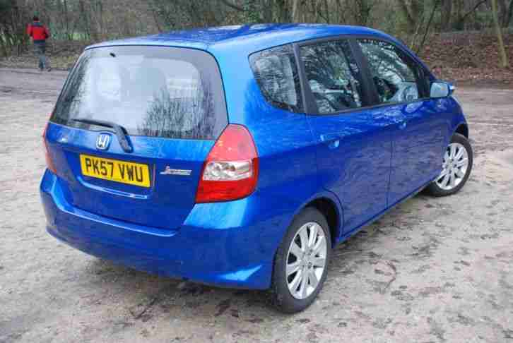2007 Honda Jazz 1.4 Petrol......LOW MILEAGE......LONG MOT