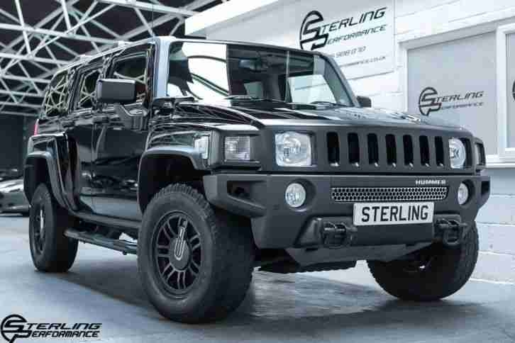 2007 Hummer H3 3.7 Luxury 5dr
