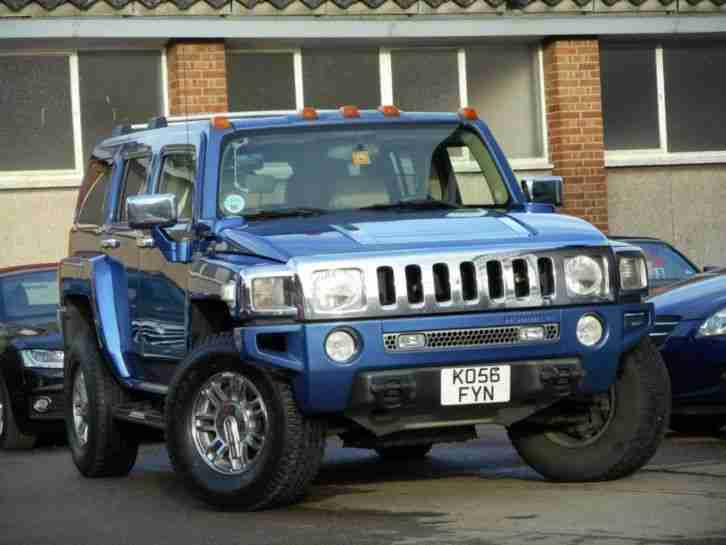 2007 Hummer H3 3.7 Luxury 5dr 4WD