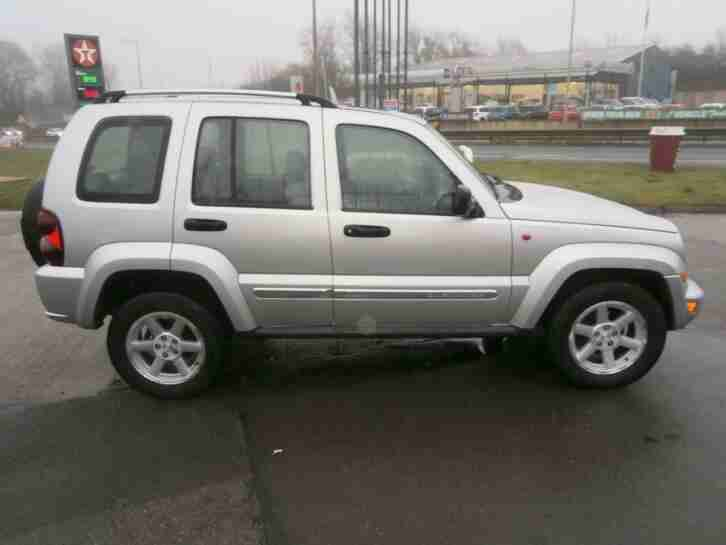 2007 JEEP CHEROKEE LIMITED CRD ESTATE DIESEL