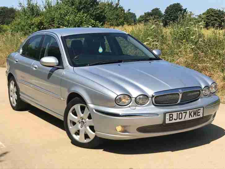 2007 Jaguar X Type 2.0 D SE