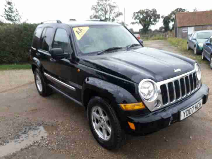 2007 Jeep Cherokee 2.8CRD 4X4 AUTOMATIC Limited