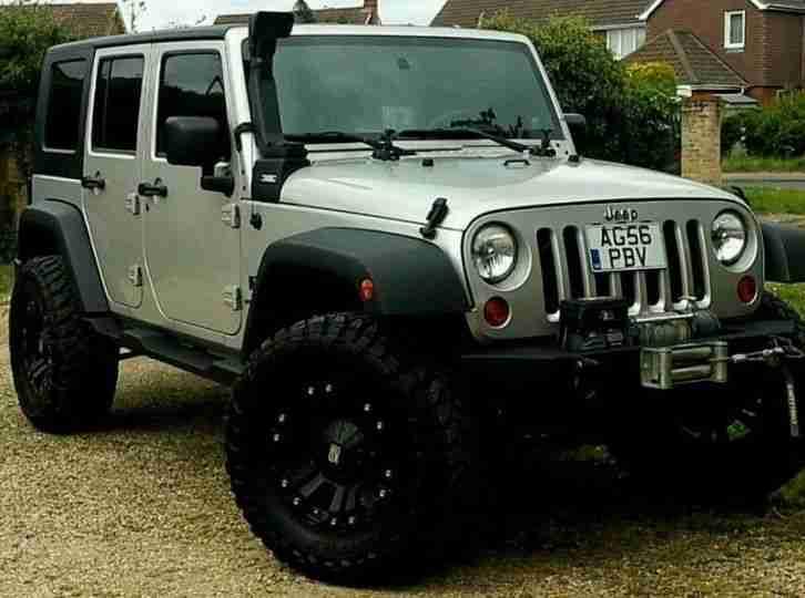 jeep 2007 wrangler v6 u s spec lifted car for sale. Black Bedroom Furniture Sets. Home Design Ideas