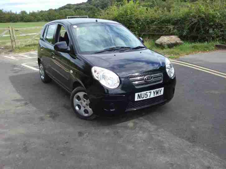 2007 PICANTO ICE 1.1 PETROL, 1 OWNER FROM