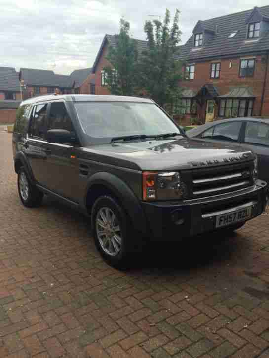 2007 land rover discovery tdv6 se a grey car for sale. Black Bedroom Furniture Sets. Home Design Ideas