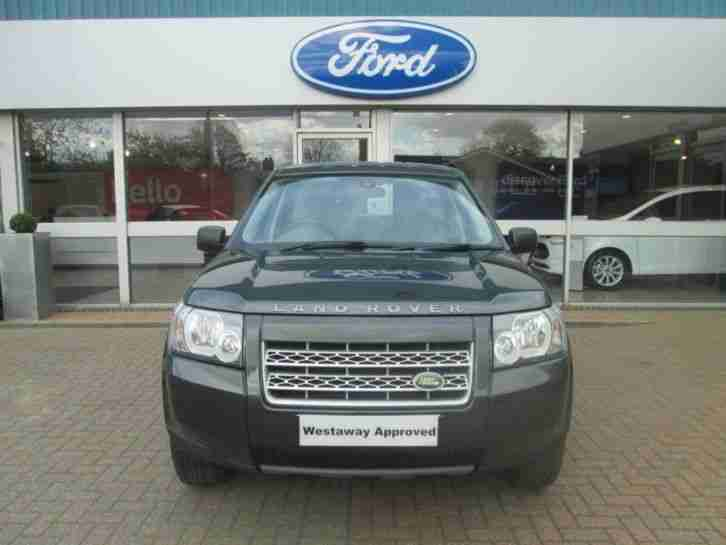 2007 LAND ROVER FREELANDER 2.2 Td4 S 5dr Manual 4x4