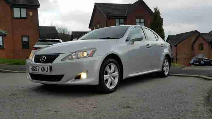 2007 LEXUS IS220D MANUAL 105K IMMACULATE EXAMPLE