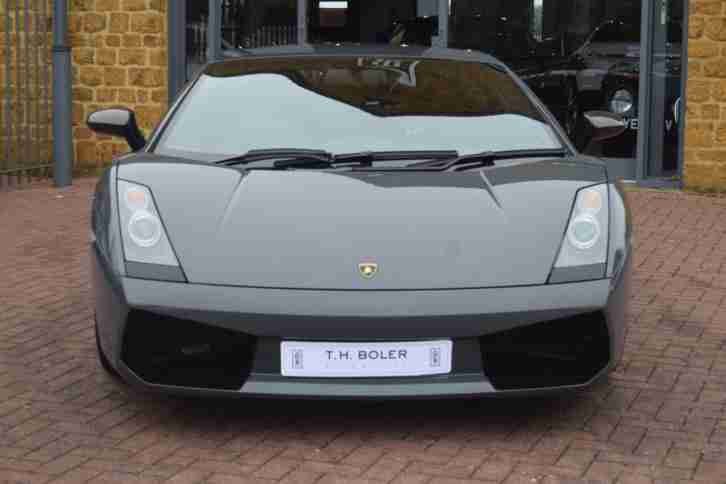 2007 Lamborghini Gallardo SUPERLEGGERA Petrol grey Automatic