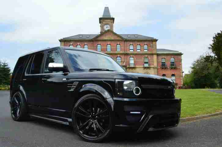 2007 land rover discovery 3 2 7td v6 hse custom xclusive car for sale. Black Bedroom Furniture Sets. Home Design Ideas