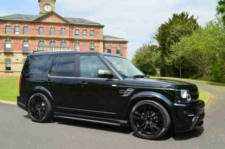 2007 Land Rover Discovery 3 2 7td V6 Hse Custom Xclusive