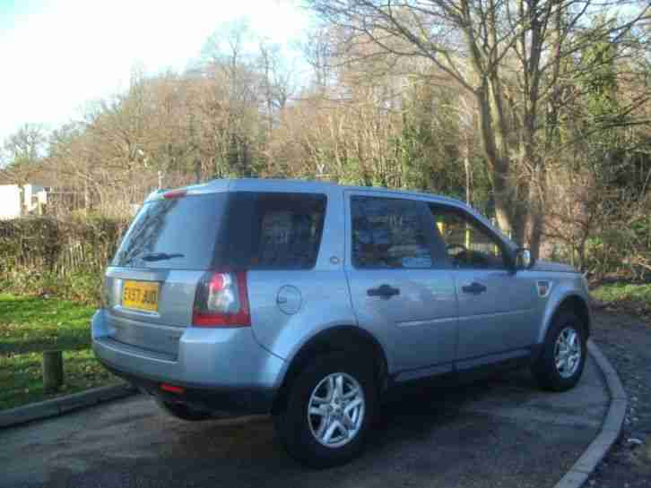 2007 Land Rover Freelander 2.2 Td4 S 5dr 5 door Estate