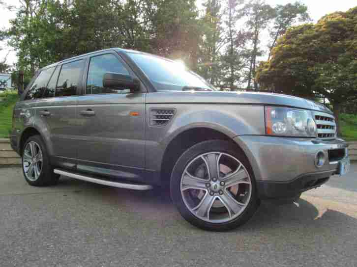 2007 Land Rover Range Rover Sport Estate