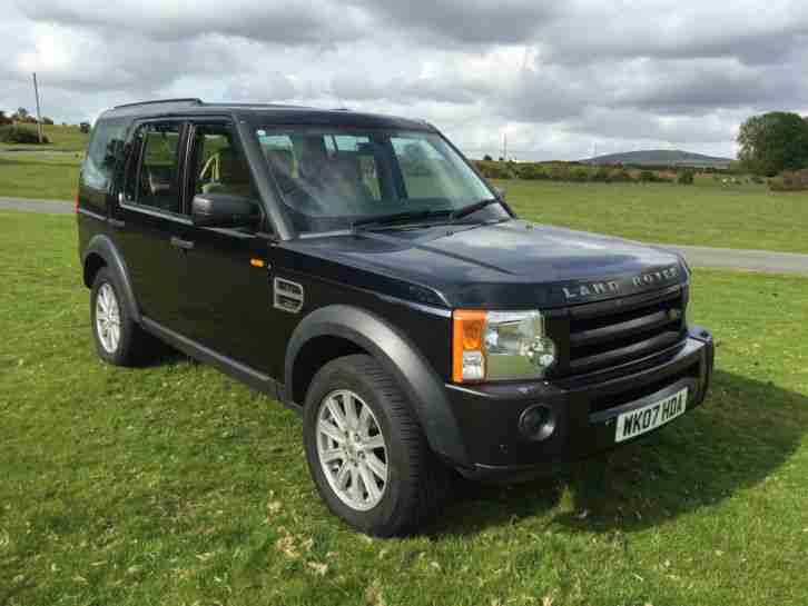 Landrover Discovery. Land & Range Rover car from United Kingdom